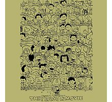 the peanuts movie characters Photographic Print