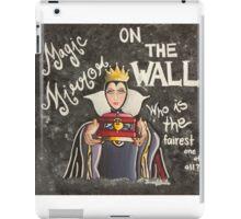 Mirror Mirror iPad Case/Skin