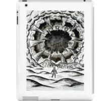Mouth of the Shai-Hulud  iPad Case/Skin
