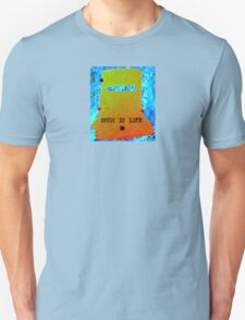 Ned Kelly Armour Unisex T-Shirt