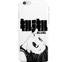 Kill la Kill Mako iPhone Case/Skin