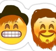 Fall Out Emojis Sticker
