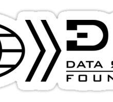 Biomega - Data Recovery Foundation Sticker