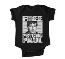 Free Psycho Paul - Ideal  One Piece - Short Sleeve