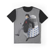 Doctor Who #2 and Dalek Graphic T-Shirt