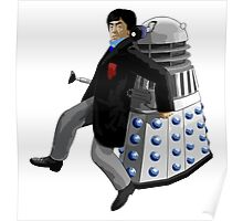 Doctor Who #2 and Dalek Poster
