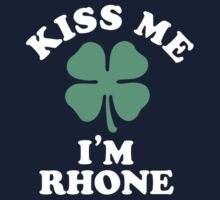 Kiss me, Im RHONE by wandad