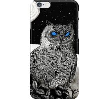Spice Owl  iPhone Case/Skin