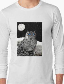 Spice Owl  Long Sleeve T-Shirt