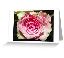 A rose for you! Greeting Card