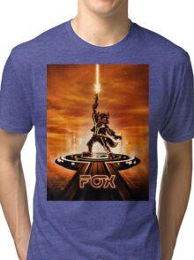 FOXTRON - Movie Poster Edition Tri-blend T-Shirt