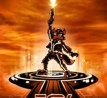 FOXTRON - Movie Poster Edition by DJKopet