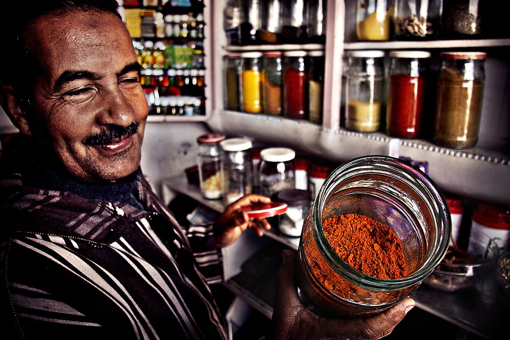 Spices by Vincent Riedweg