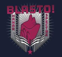 Blasto The Hanar Spectre by omgitsjg