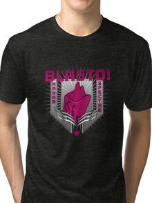Blasto The Hanar Spectre Tri-blend T-Shirt
