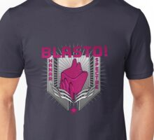 Blasto The Hanar Spectre Unisex T-Shirt