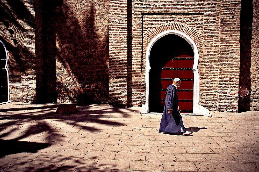 Marrakech The Red #03 by Vincent Riedweg