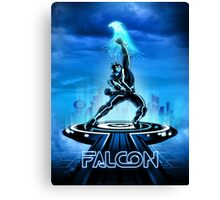 FALTRON - Movie Poster Edition Canvas Print