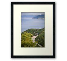 Cabot Trail #2 Framed Print