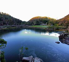 Beautiful Tasmania - Cataract Gorge by georgieboy98