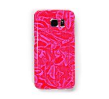 Pop Art Red/Pink Barbie Shoes at FAO Schwarz, 1999 Samsung Galaxy Case/Skin