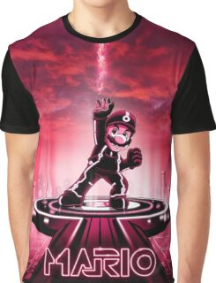 MARIOTRON - Movie Poster Edition Graphic T-Shirt