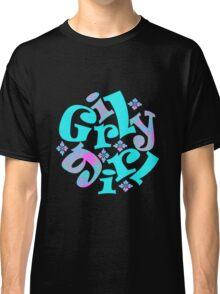 girly girl japanese print Classic T-Shirt