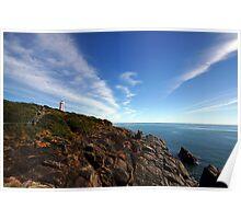 Beautiful Tasmania - north coast view Poster