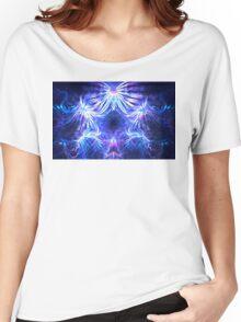 Nautical Ferns Women's Relaxed Fit T-Shirt