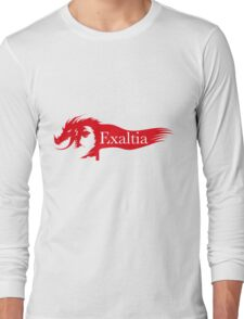 Exaltia Guild Wars 2 Guild Long Sleeve T-Shirt