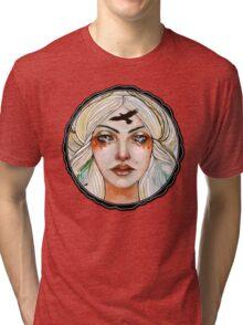 Goddess Freyja tee Tri-blend T-Shirt