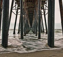 Under The Pier by Eddie Yerkish