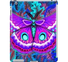 Moth Version 2 iPad Case/Skin