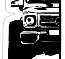 Das Geländewagen (6x6) Sticker