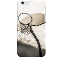 Hoop Dreams iPhone Case/Skin