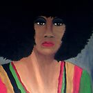 THE AFRO by JoAnnHayden
