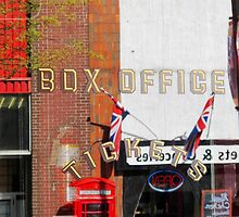 At the Box Office © by Ethna Gillespie