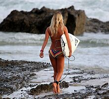 boardrider girl 3 by stephen walters
