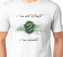 Slytherin Motto Unisex T-Shirt