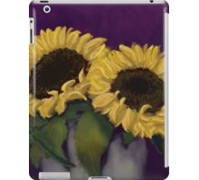 Two Sunflowers DP151012-14 iPad Case/Skin