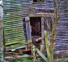 Abandonded Mill by James Brotherton