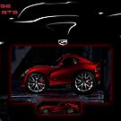 2013 Dodge SRT Viper - Chubbie  by Peter Kennelly