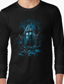 The Doctor's Judgement Long Sleeve T-Shirt