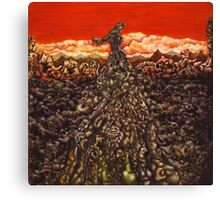 Wurzeln (Roots) Canvas Print