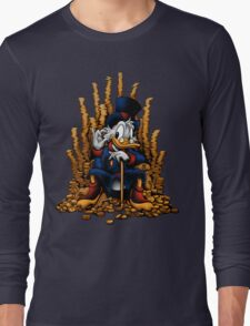 Game of Coins (Alternate) Long Sleeve T-Shirt