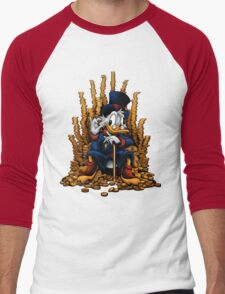Game of Coins (Alternate) Men's Baseball ¾ T-Shirt