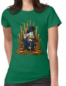 Game of Coins (Alternate) Womens Fitted T-Shirt