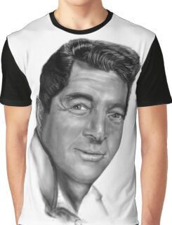 Dean Martin-King of Cool Graphic T-Shirt
