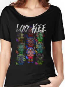 Loo-Kee Hyped Women's Relaxed Fit T-Shirt