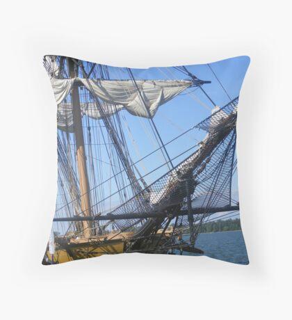 Niagara  Rigging 2 Throw Pillow